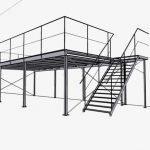 Metalo konstrukcijų gamyba 10